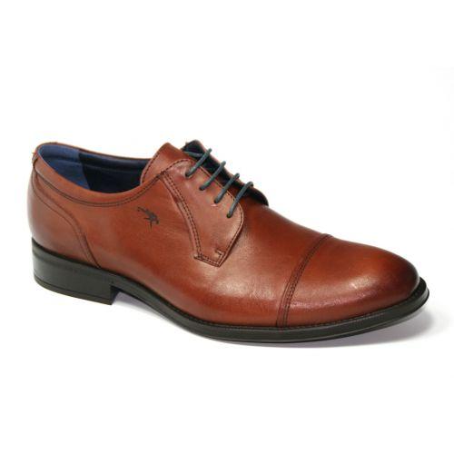 Zapato cordón vestir Fluchos 8412 cuero
