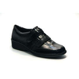 Zapato Cordones y Velcro