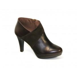 Zapatos Tacón Abotinado